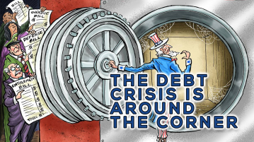 The Debt Crisis Is Around The Corner